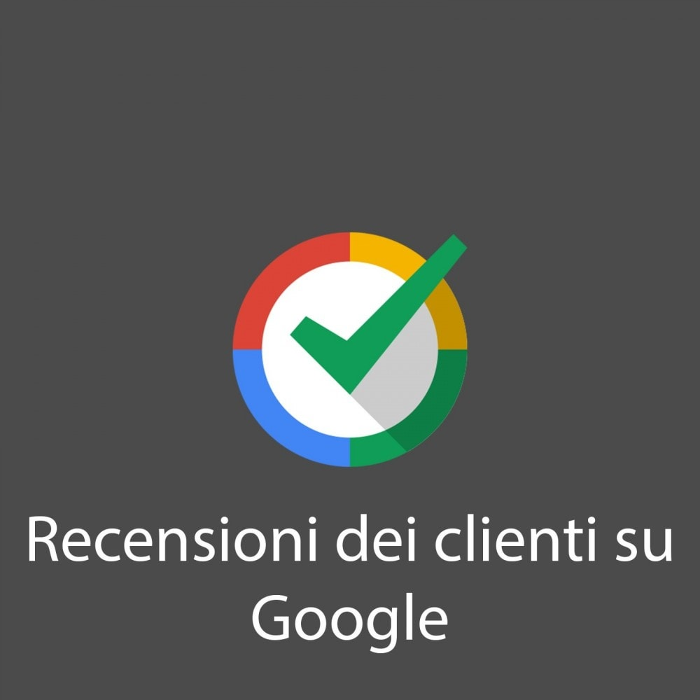 module - Recensioni clienti - Recensioni dei clienti su Google - 1