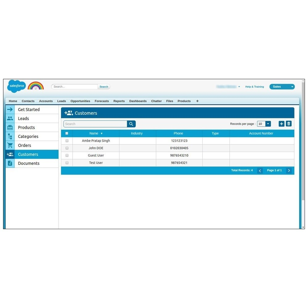 module - Integrazione (CRM, ERP...) - Salesforce Connector - 22