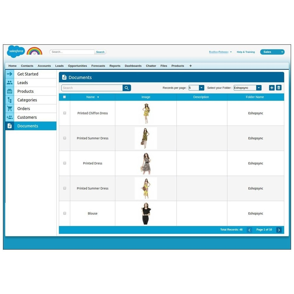 module - Integrazione (CRM, ERP...) - Salesforce Connector - 27