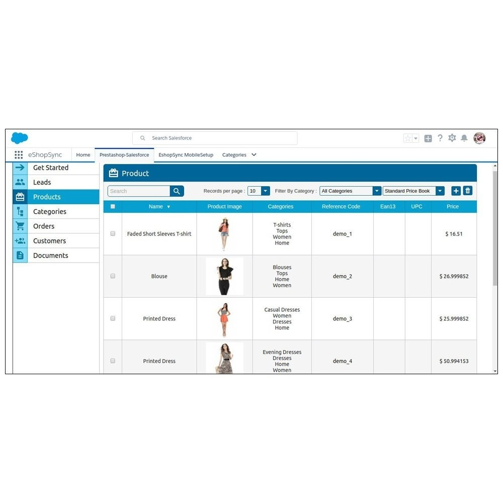 module - Integrazione (CRM, ERP...) - Salesforce Connector - 30