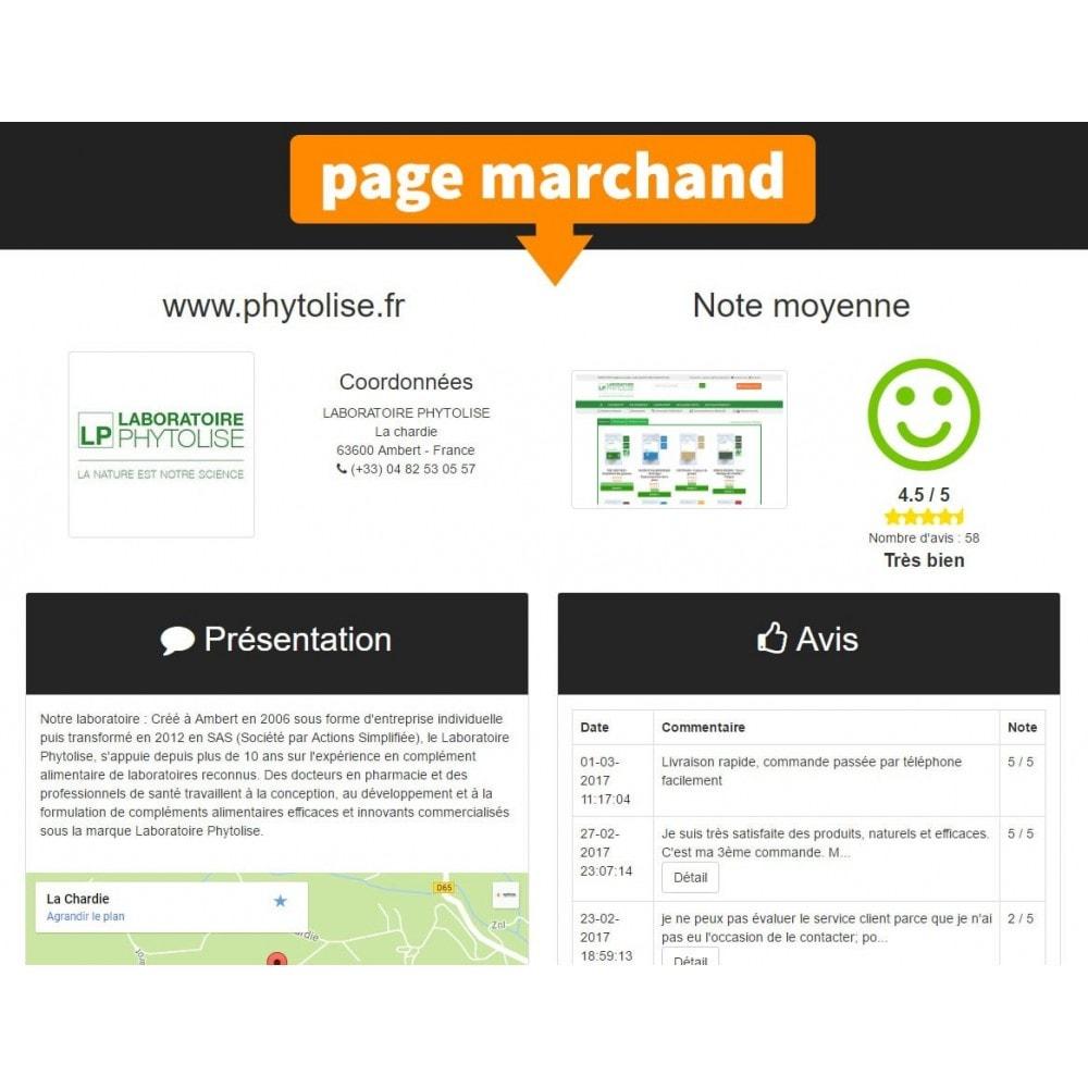 module - Avis clients - King-Avis : Récolte d'avis clients - 3