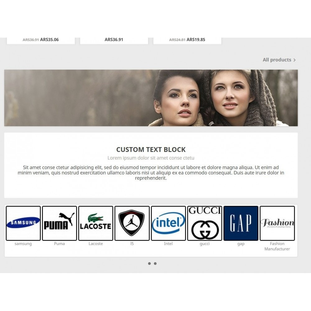module - Marki & Producenci - Responsive Brands / Suppliers - 2