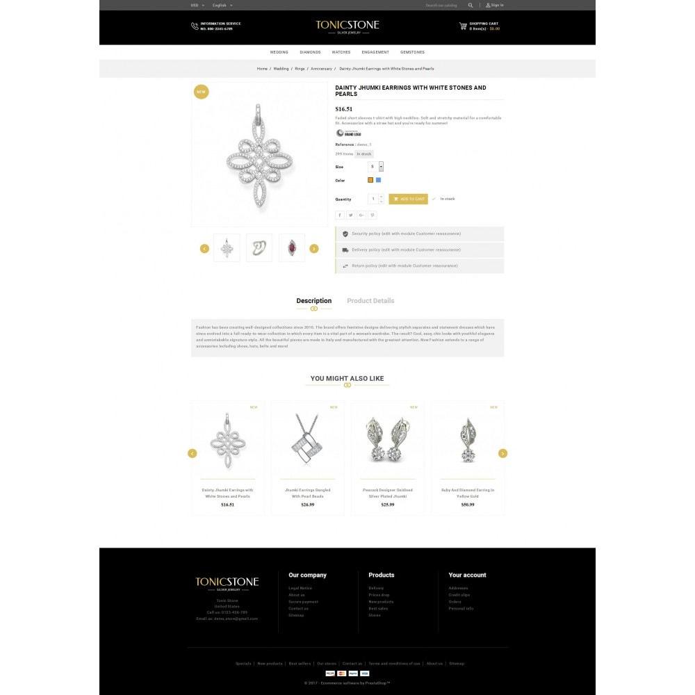 theme - Biżuteria & Akcesoria - Tonic Store - 5