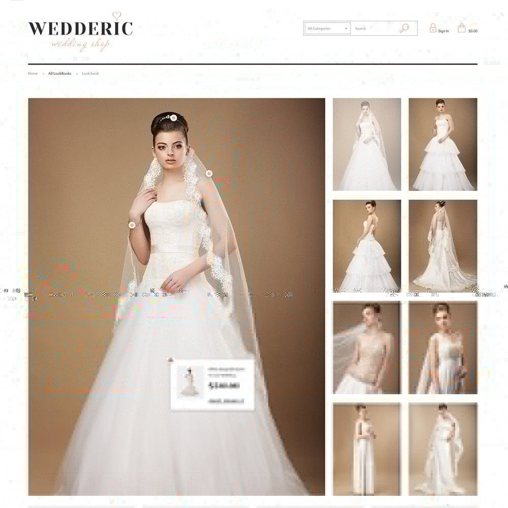 theme - Presentes, Flores & Comemorações - Wedderic - Wedding Shop - 7