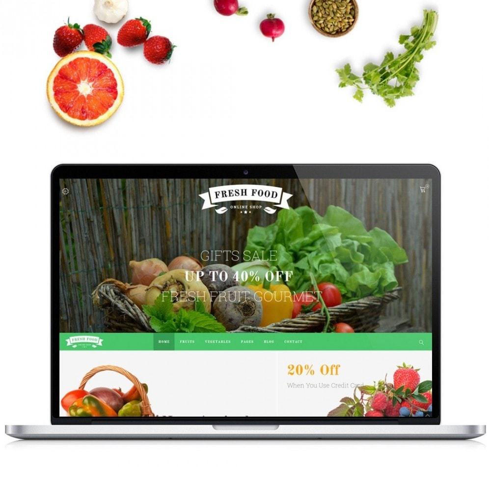 theme - Żywność & Restauracje - JMS FreshFood II - 5