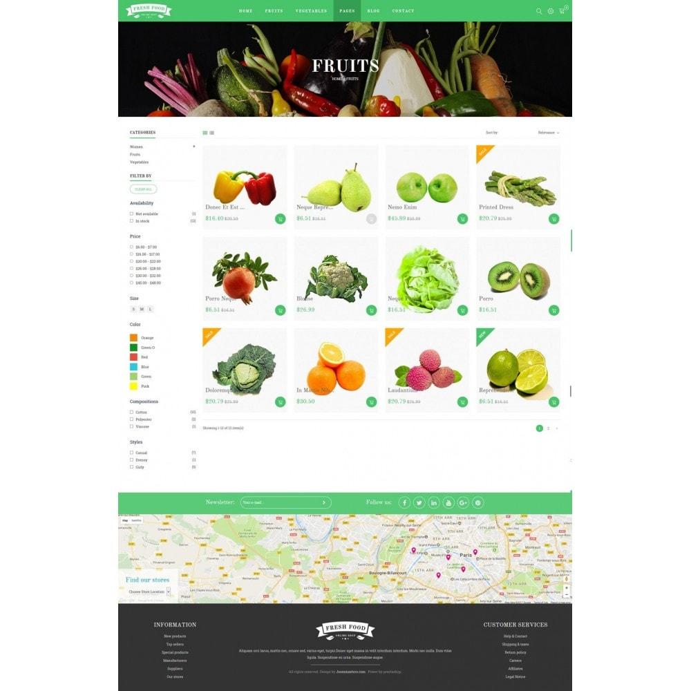theme - Food & Restaurant - JMS FreshFood II - 7