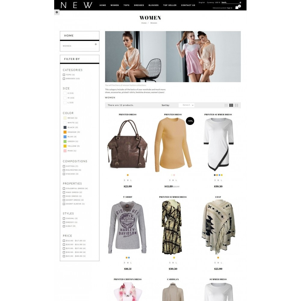 theme - Moda & Calzature - New Style Fashion Store - 4