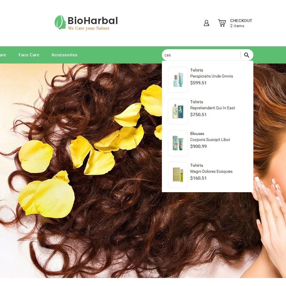 theme - Gesundheit & Schönheit - Bio Cosmetics Store - 10