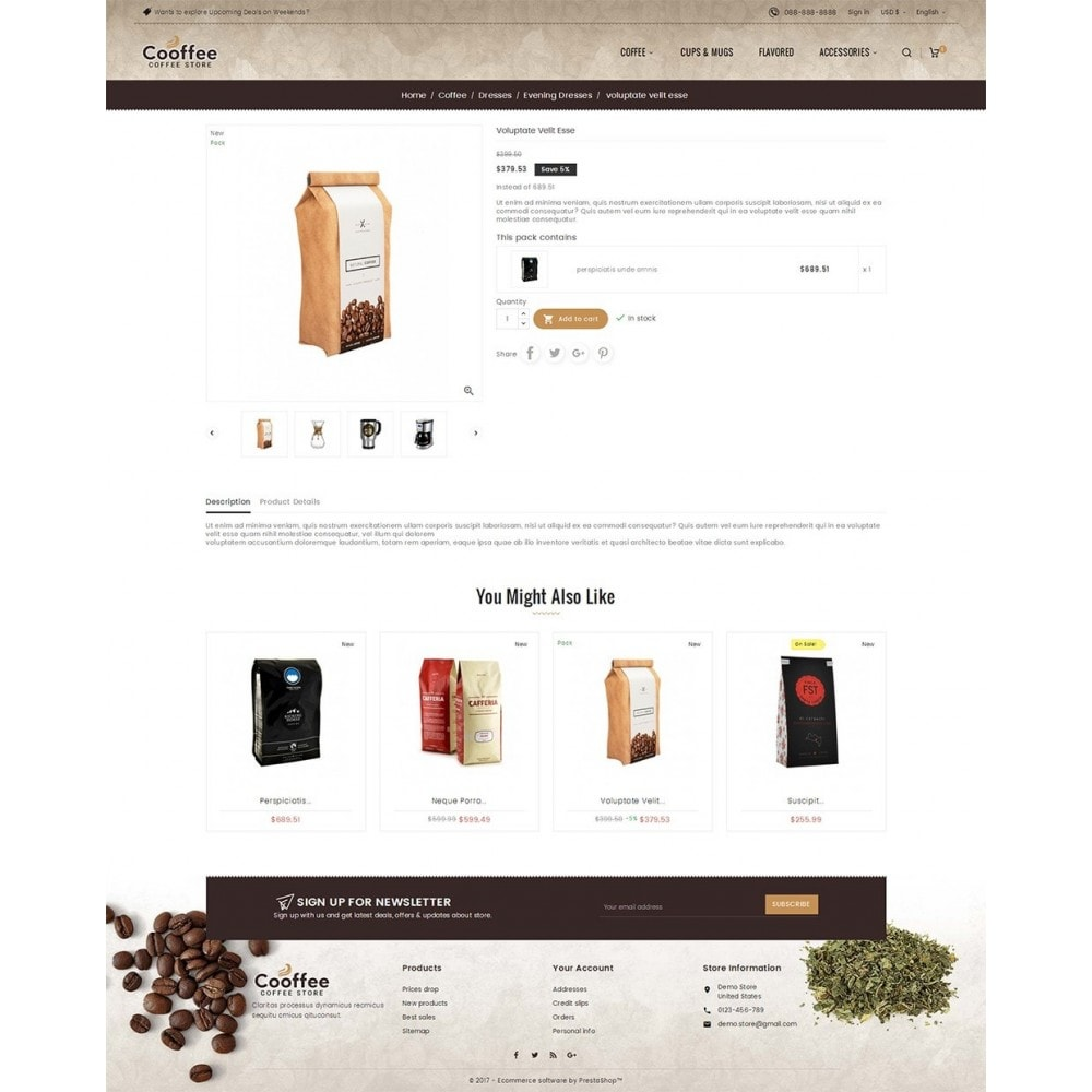 theme - Drank & Tabak - Cold Coffee Store - 5