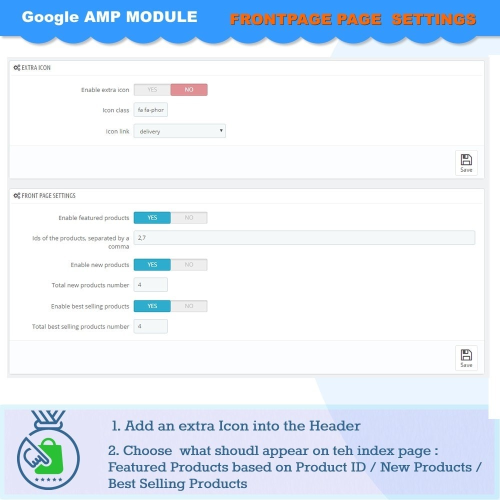 module - Performance - PROFESSIONAL AMP PAGES - ACCELERATED MOBILE PAGES - 13