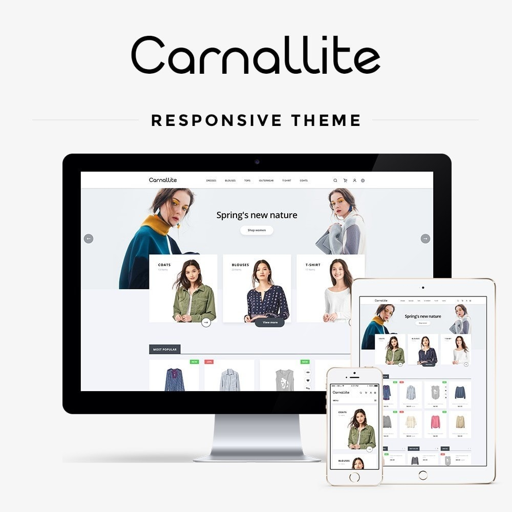 theme - Moda & Calzature - Carnalitte Fashion Store - 1