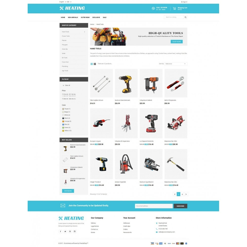 theme - Auto's & Motoren - HeatingTools - 3