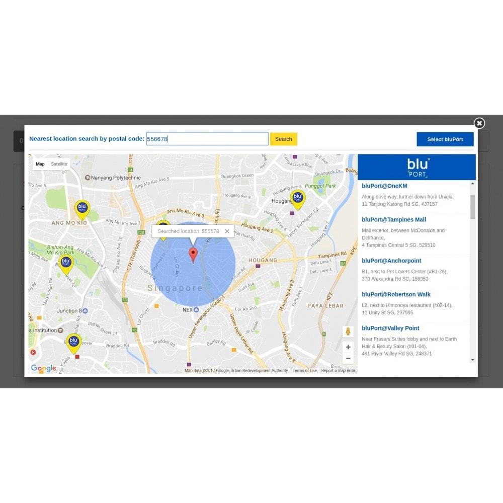 module - Preparação & Remessa - blu Logistics - 3