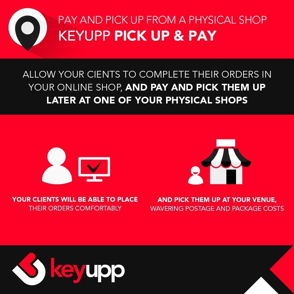 module - Pagamento em Loja - Pick Up & Pay in physical stores - 1