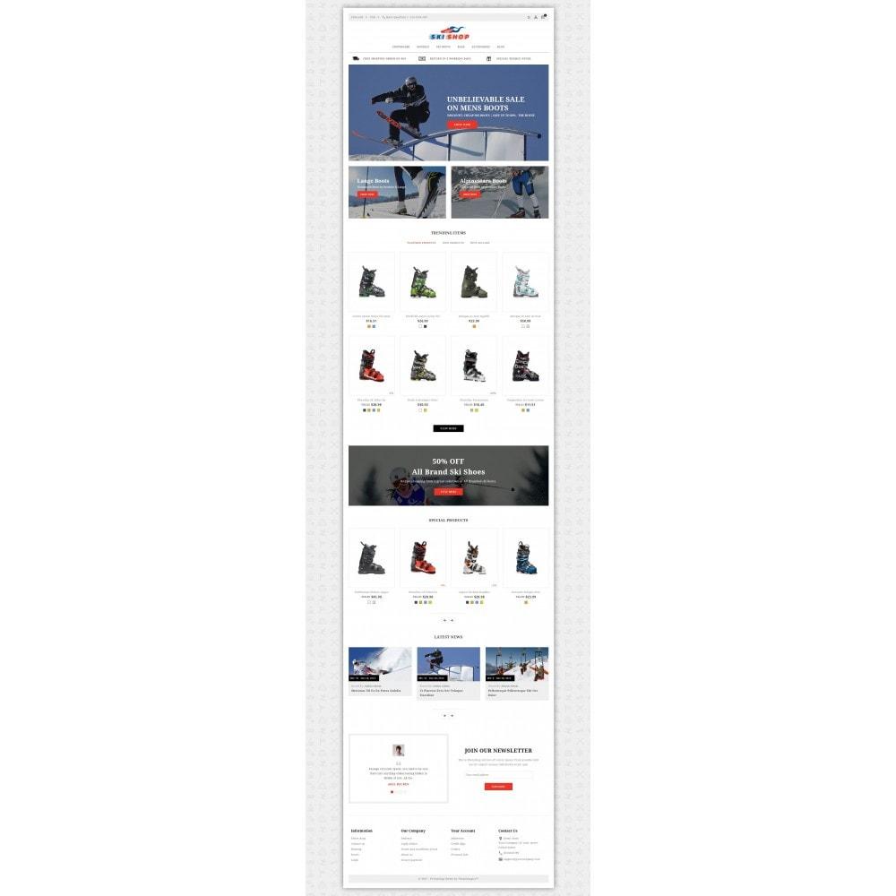 theme - Sport, Aktivitäten & Reise - Skishop - Online Ski Store - 3