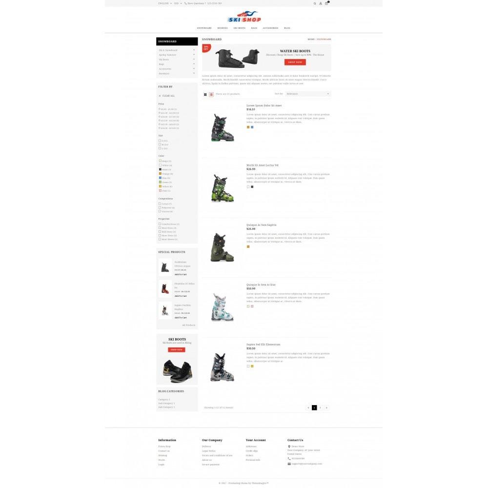 theme - Sport, Loisirs & Voyage - Skishop - Online Ski Store - 5