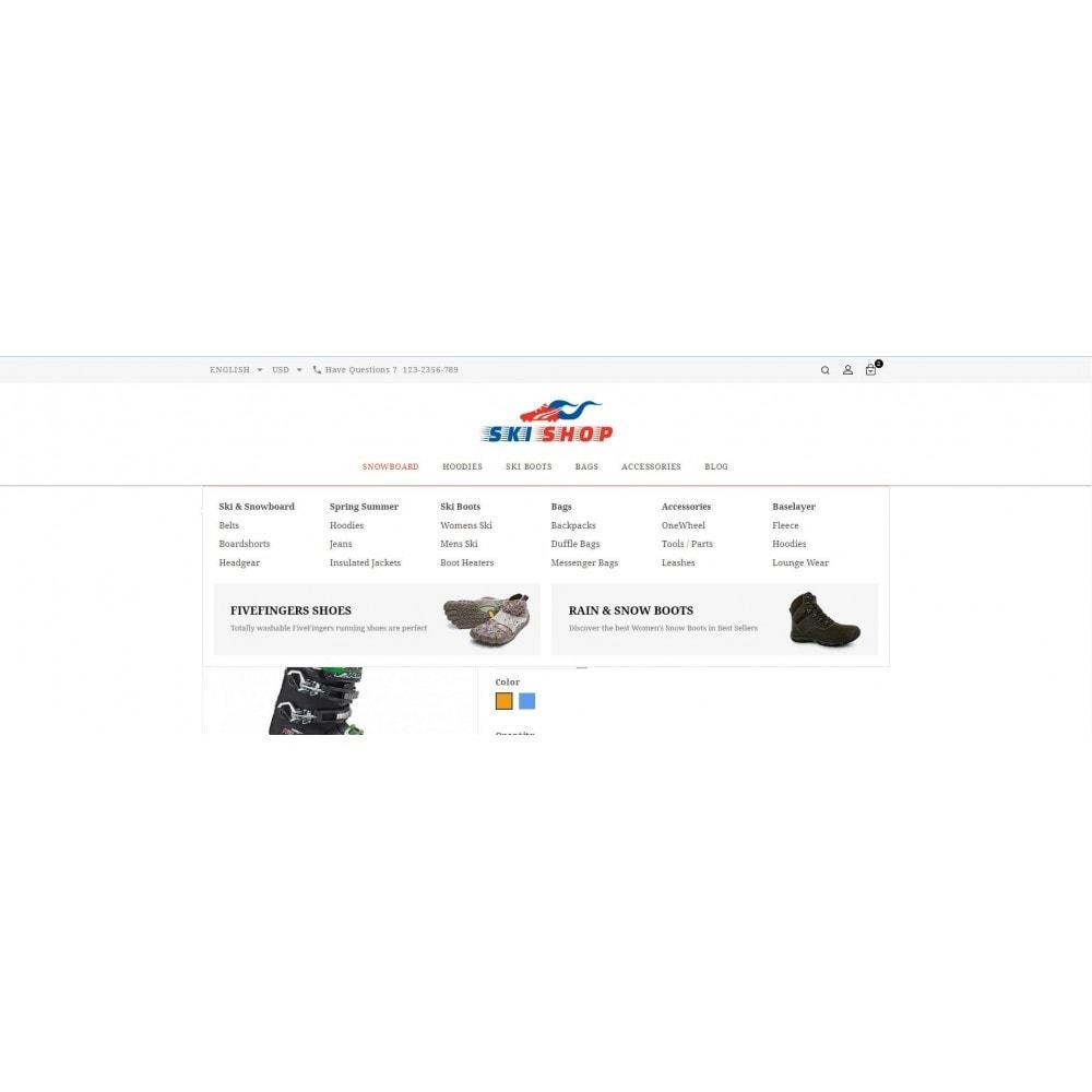 theme - Спорт и Путешествия - Skishop - Online Ski Store - 9