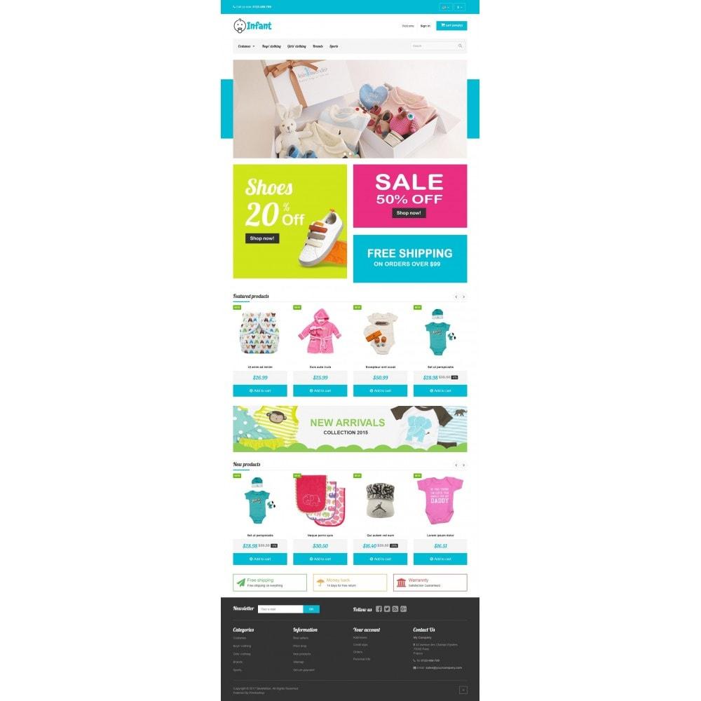 theme - Kids & Toys - VP_Infant Store - 2
