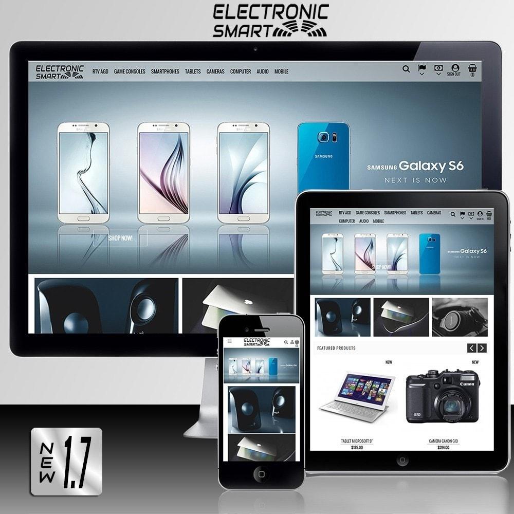 theme - Elektronika & High Tech - Electronic Smart - 2