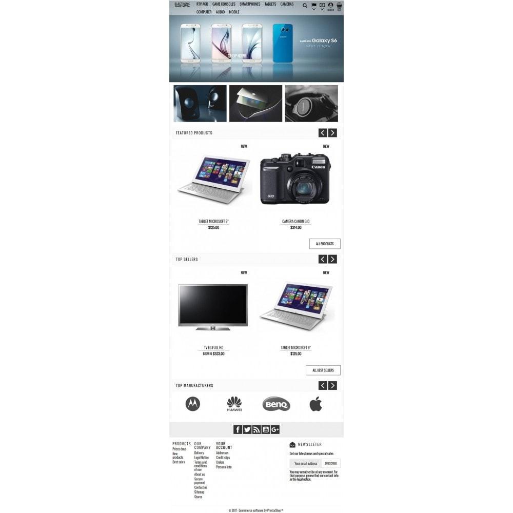 theme - Elektronika & High Tech - Electronic Smart - 6