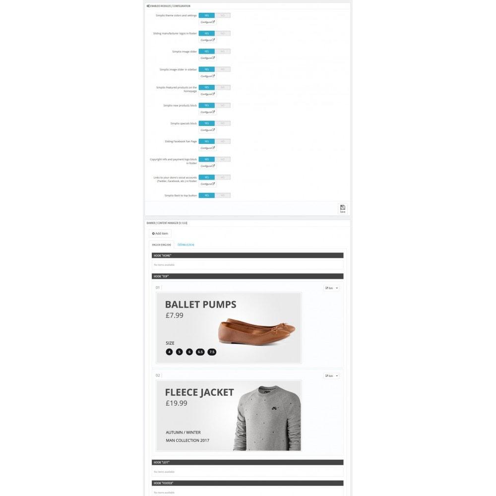 theme - Moda y Calzado - Simplio - 17