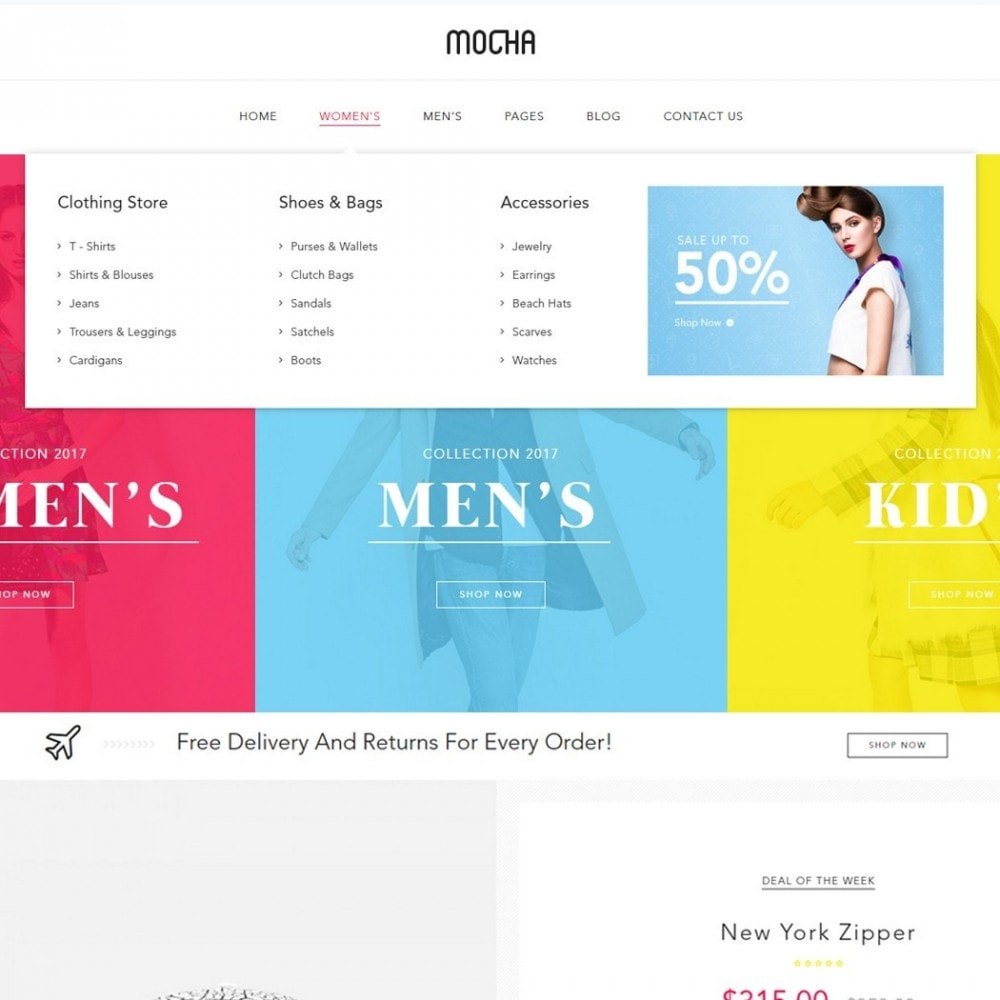 theme - Mode & Schuhe - JMS Mocha 1.7 - 5
