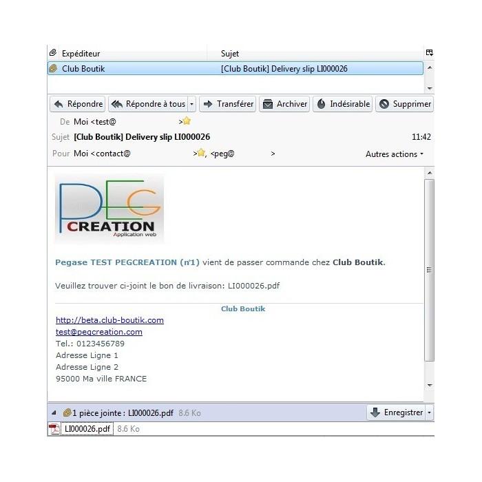 module - Orderbeheer - Preparation in progress - Alerts - 5