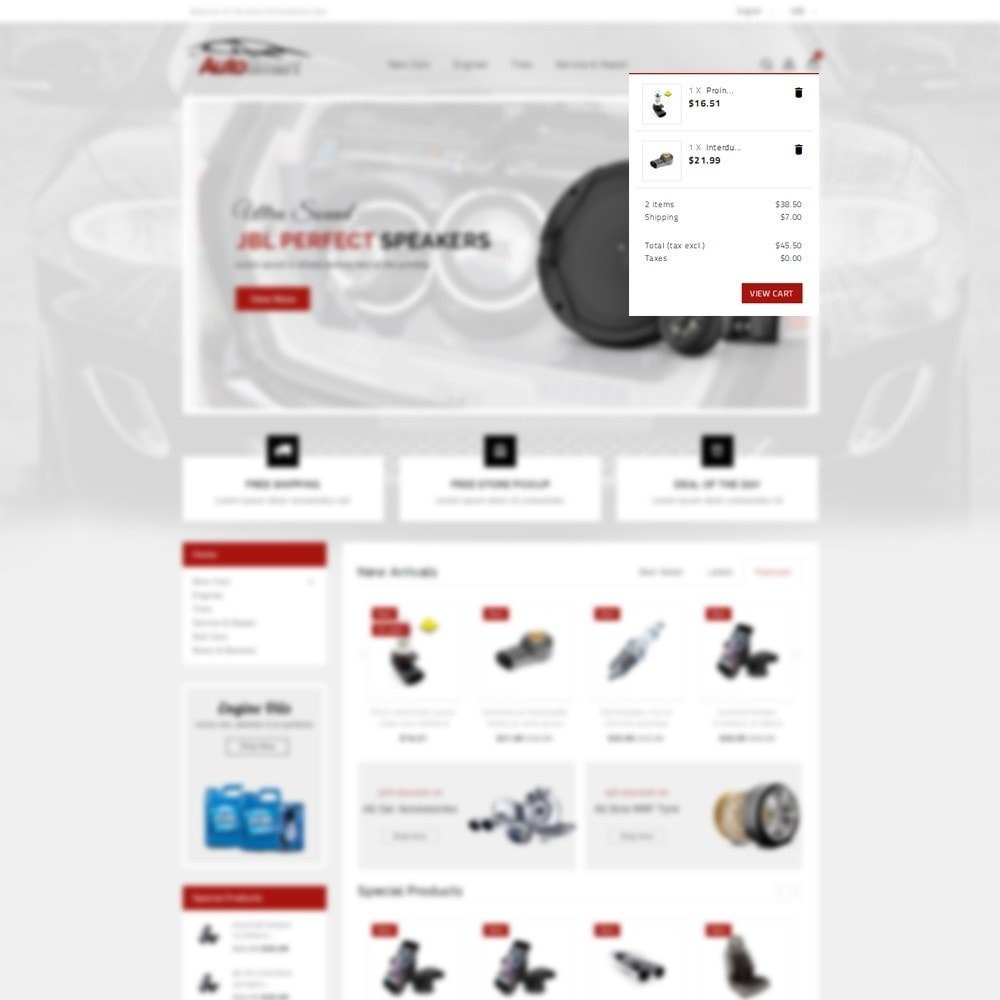 theme - Coches y Motos - Auto smart store - 7