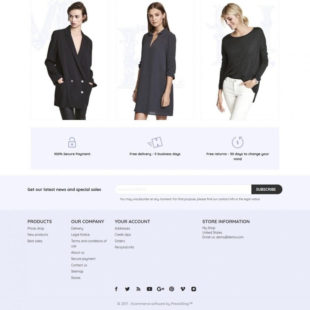 theme - Moda & Calzature - Marian Fashion Store - 4