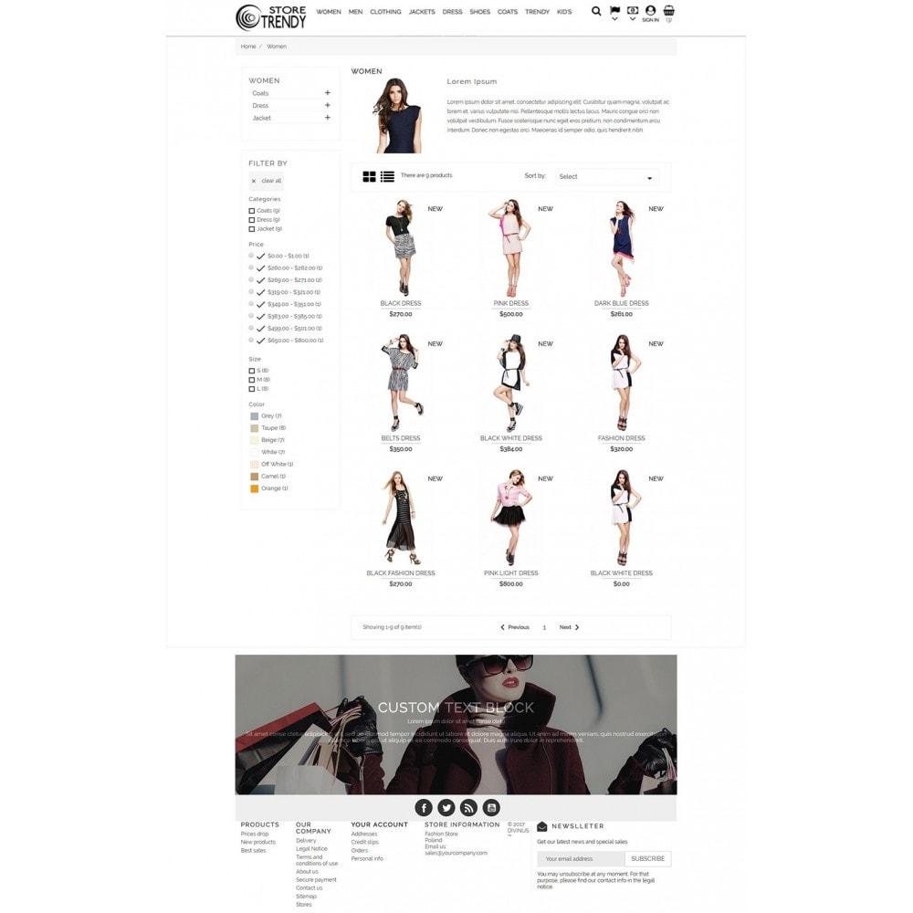 theme - Moda & Obuwie - Trendy Store - 5