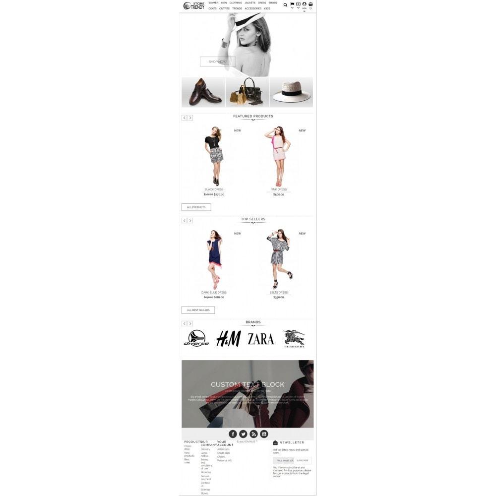 theme - Moda & Obuwie - Trendy Store - 6