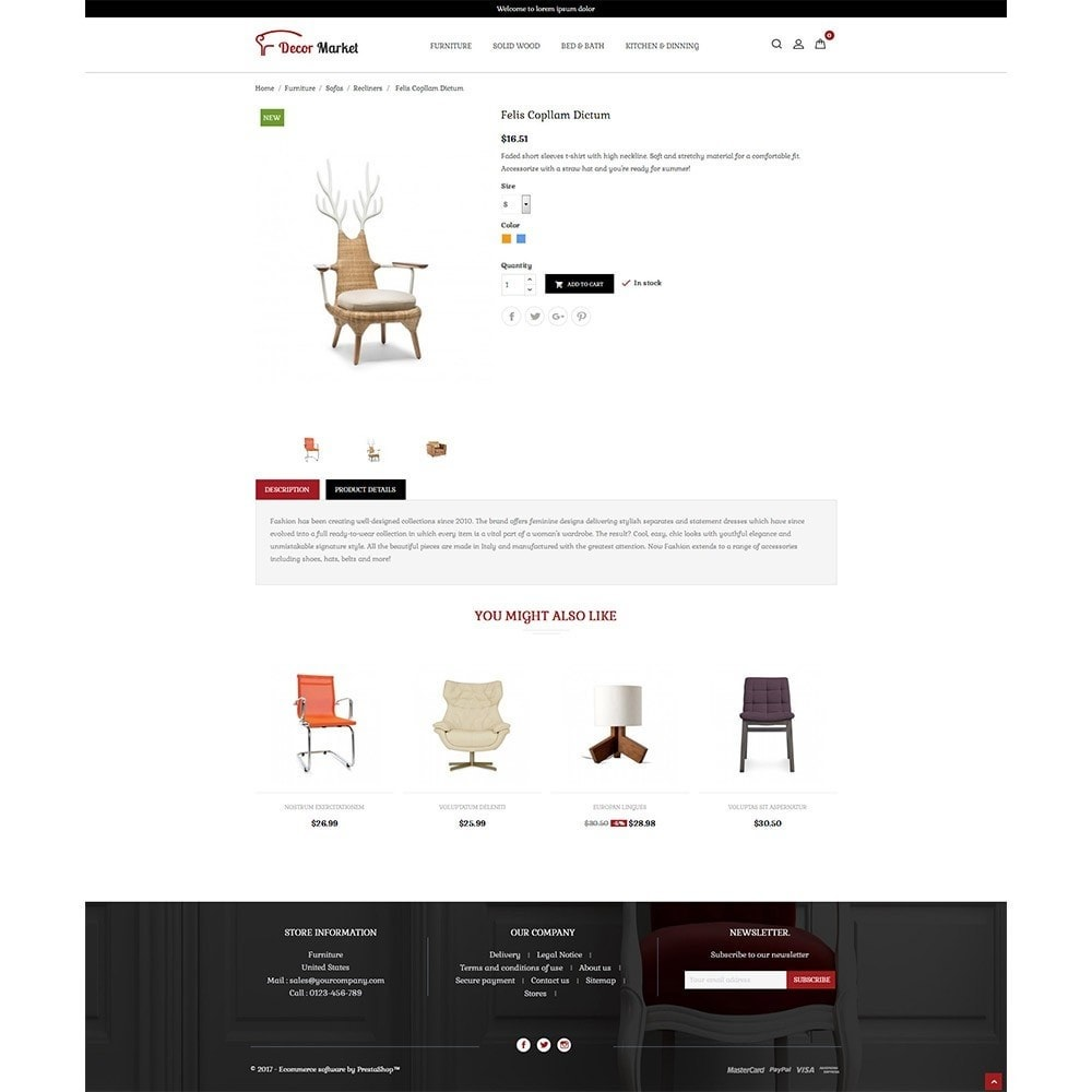 theme - Casa & Giardino - DecoreMarket Furniture Store - 7