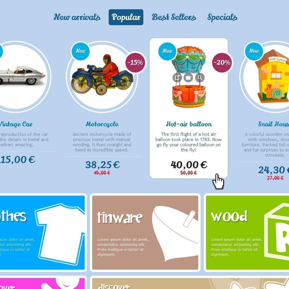 theme - Kinderen & Speelgoed - Happy Kids - 2