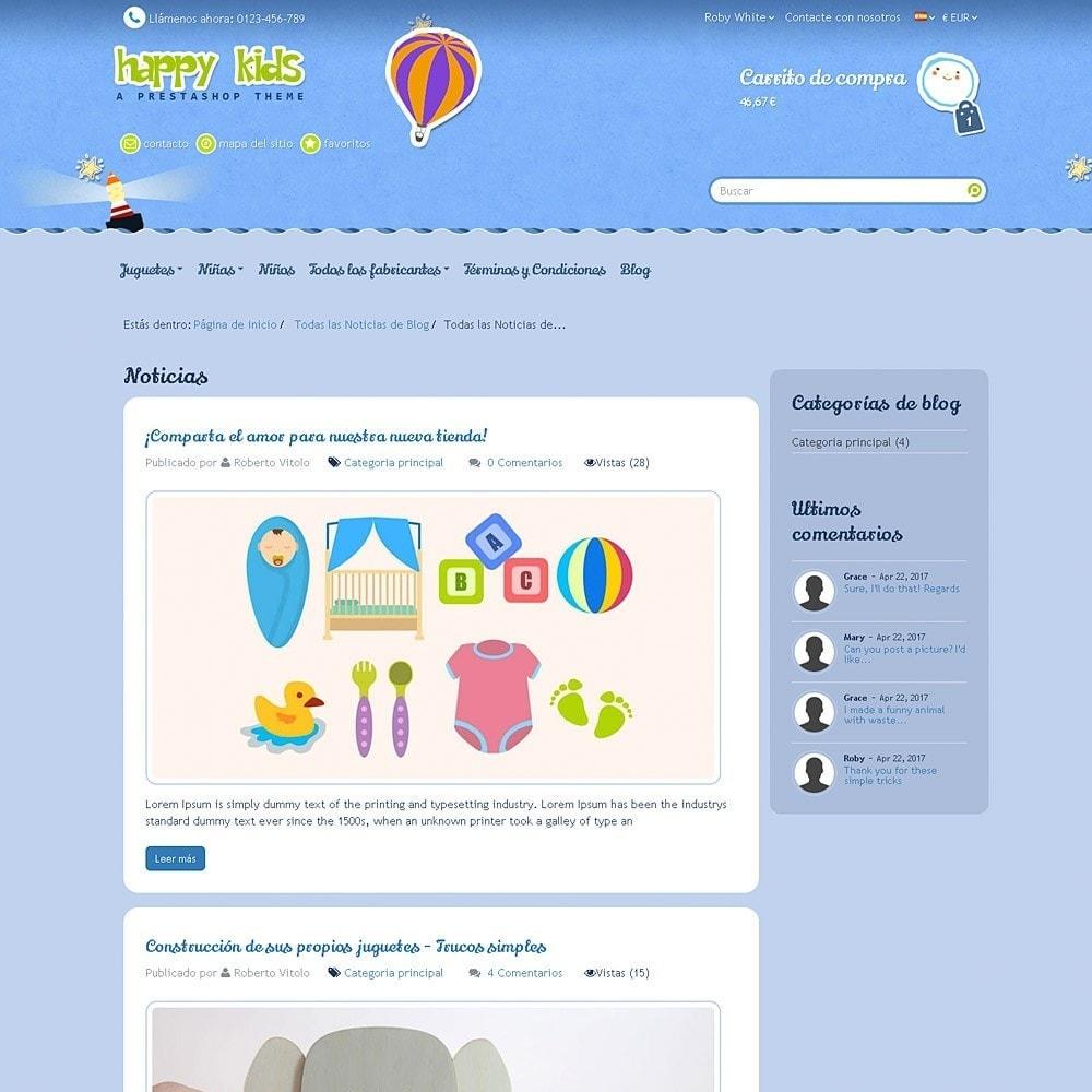 theme - Niños y Juguetes - Happy Kids - 13