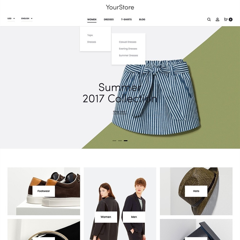 theme - Mode & Chaussures - mlc15 - A Unique and Modern e-Commerce - 4