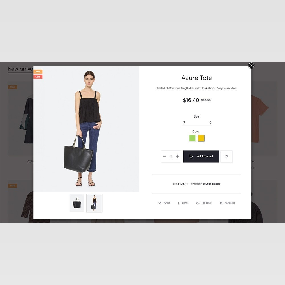 theme - Mode & Chaussures - mlc15 - A Unique and Modern e-Commerce - 14