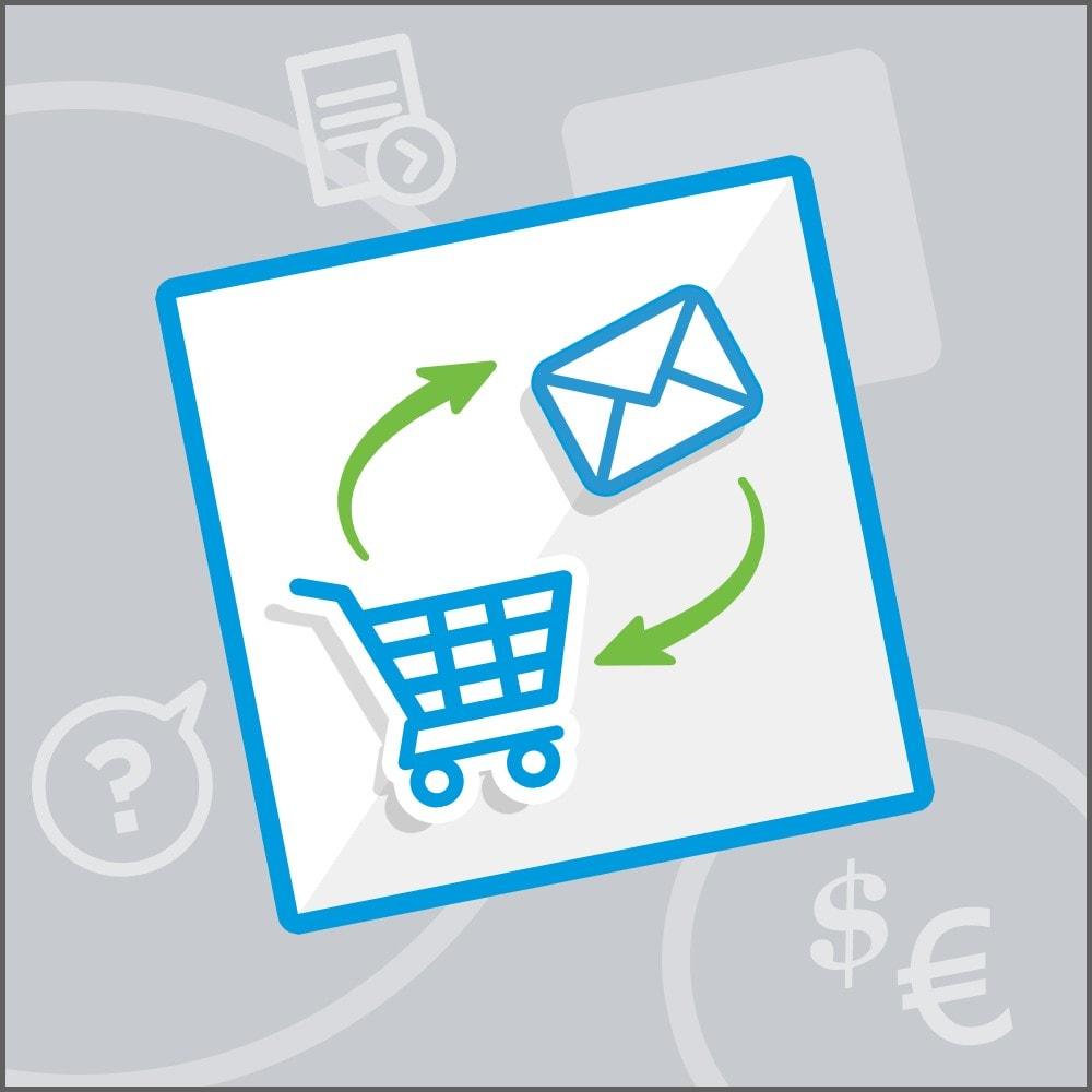 pack - Les offres du moment - Faites des économies ! - Conversions Pro (Pack) : Bandeau Promo + Paniers Abandonnés + Notification navigateur - 5