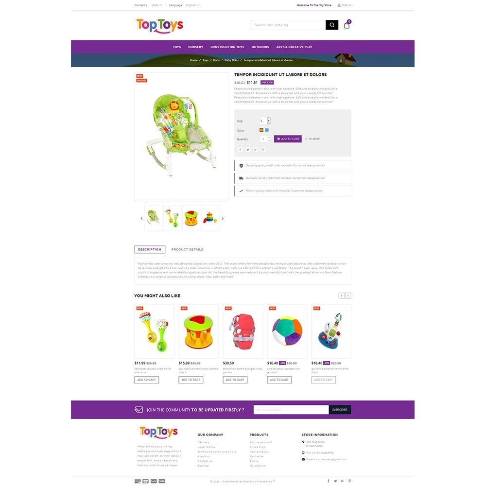 theme - Kids & Toys - Top Toys Store - 5