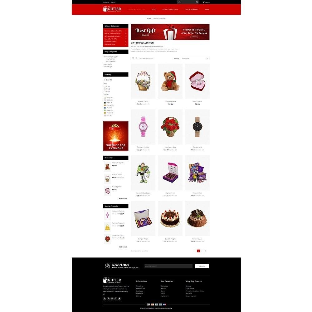 theme - Geschenke, Blumen & Feiern - Gifter - The Gift Store - 3