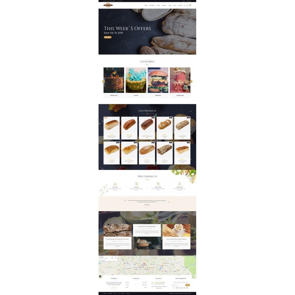 theme - Food & Restaurant - JMS Bread 1.7 - 7