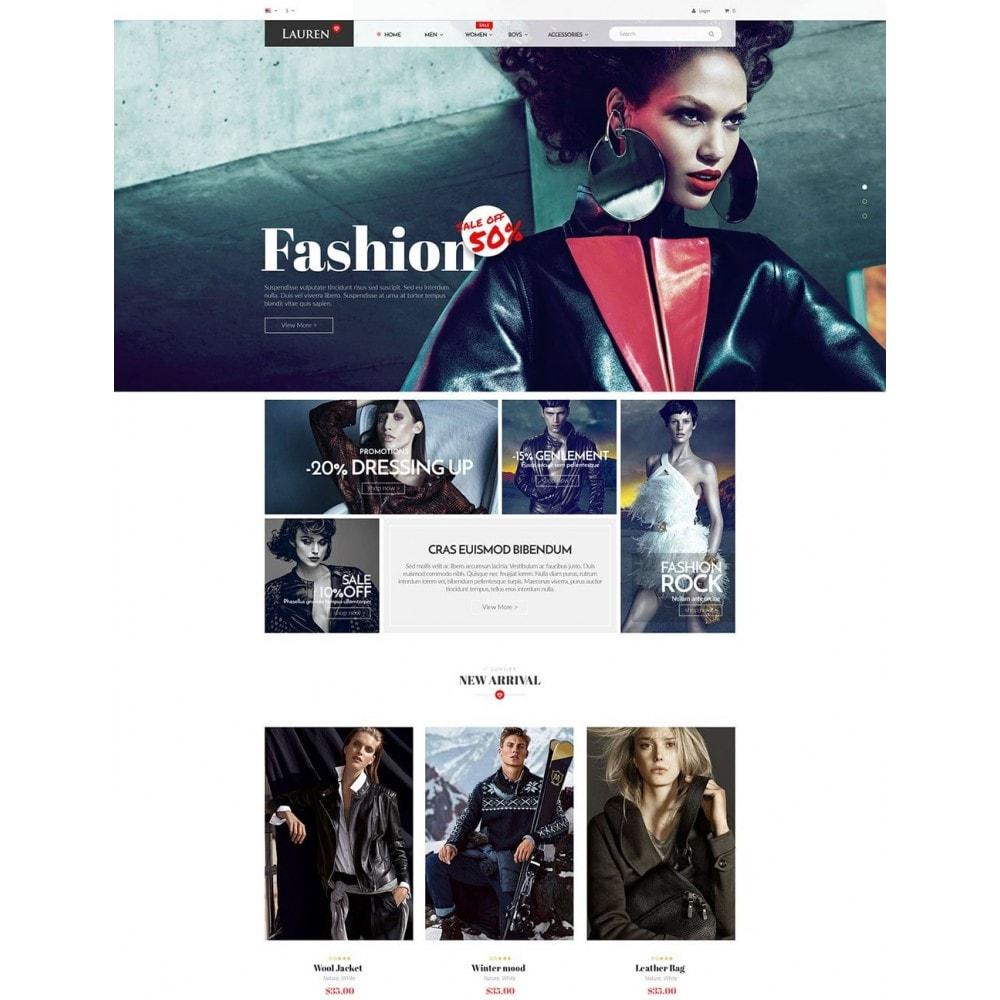 theme - Mode & Schoenen - Lauren Fashion - 2