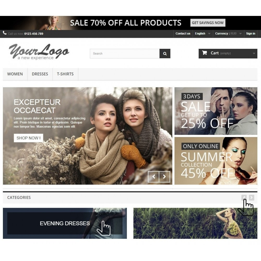 module - Sliders & Galeries - Home Category Slider & Gallery - 3