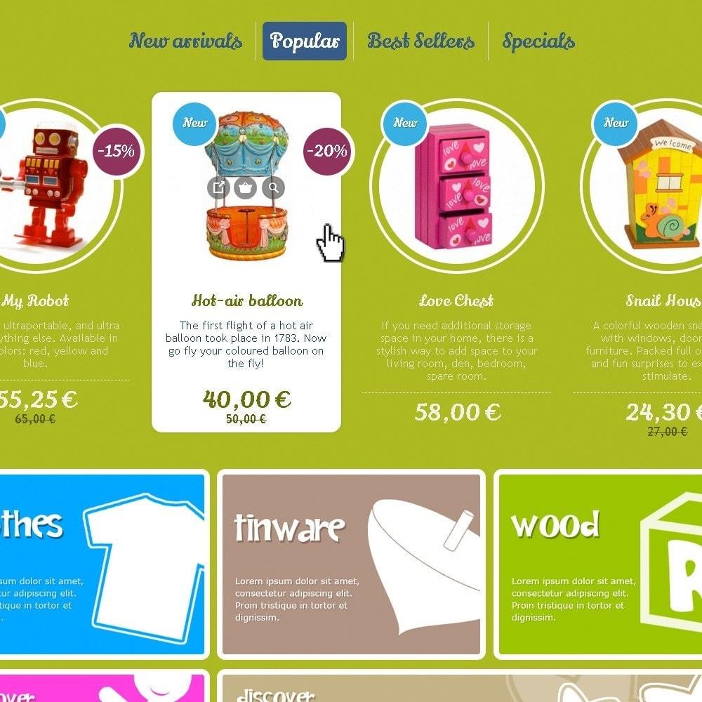 theme - Zabawki & Artykuły dziecięce - Happy Farm - 2