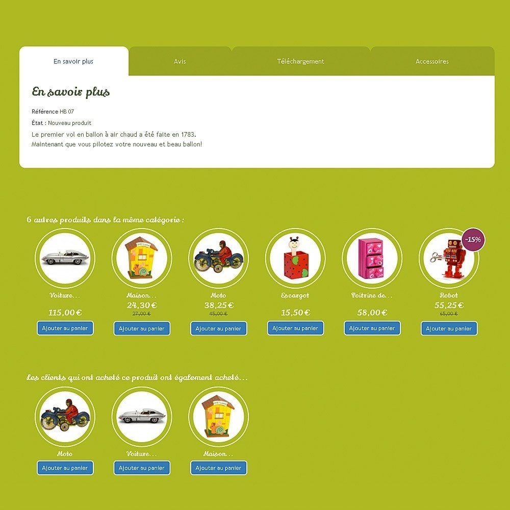 theme - Enfants & Jouets - Happy Farm - 6