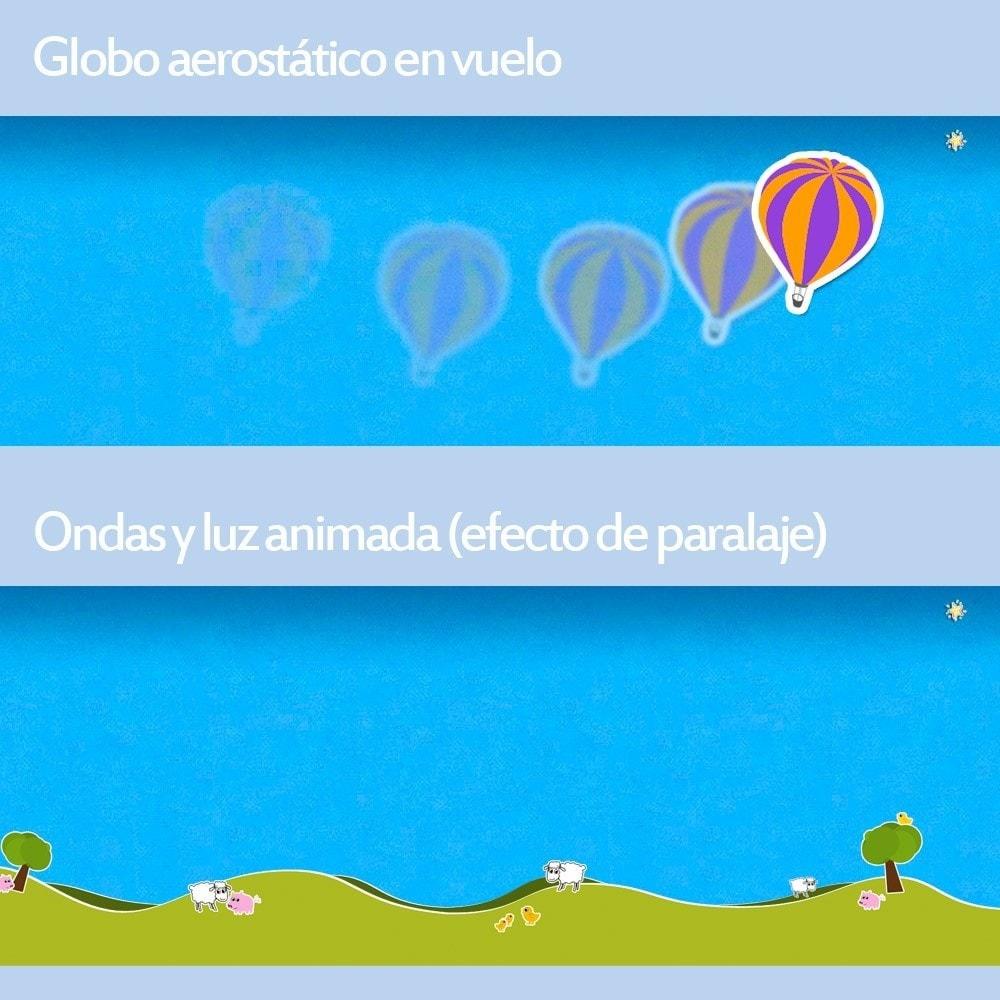 theme - Niños y Juguetes - Happy Farm - 7
