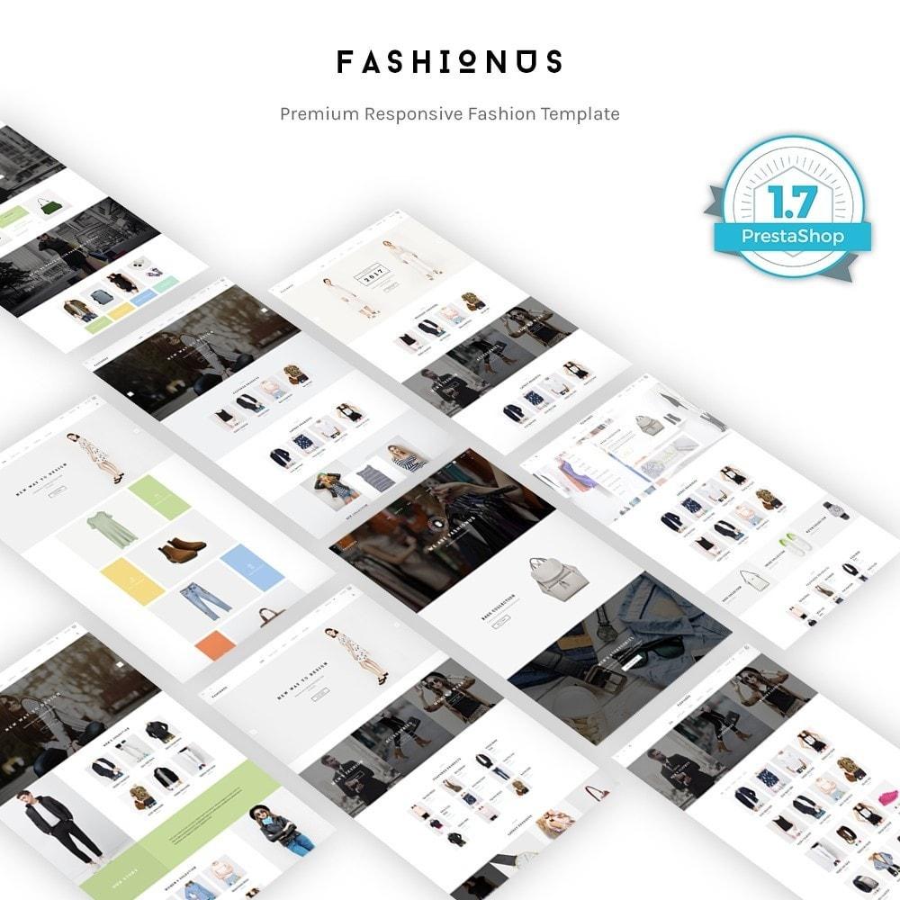 theme - Fashion & Shoes - JMS Fashionus II - 1