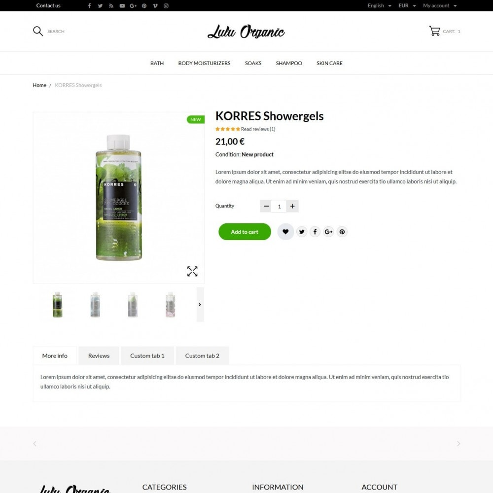 theme - Health & Beauty - Lulu Organic - Cosmetics Store - 7