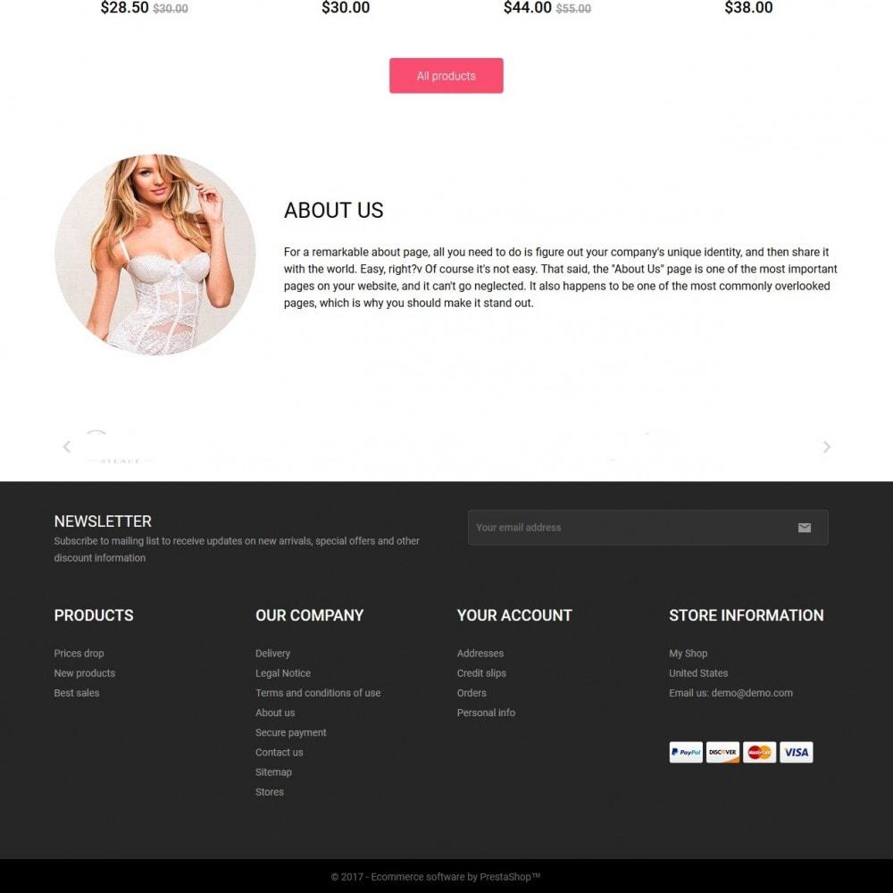 theme - Lingerie & Adulte - Annabella Lingerie Shop - 4