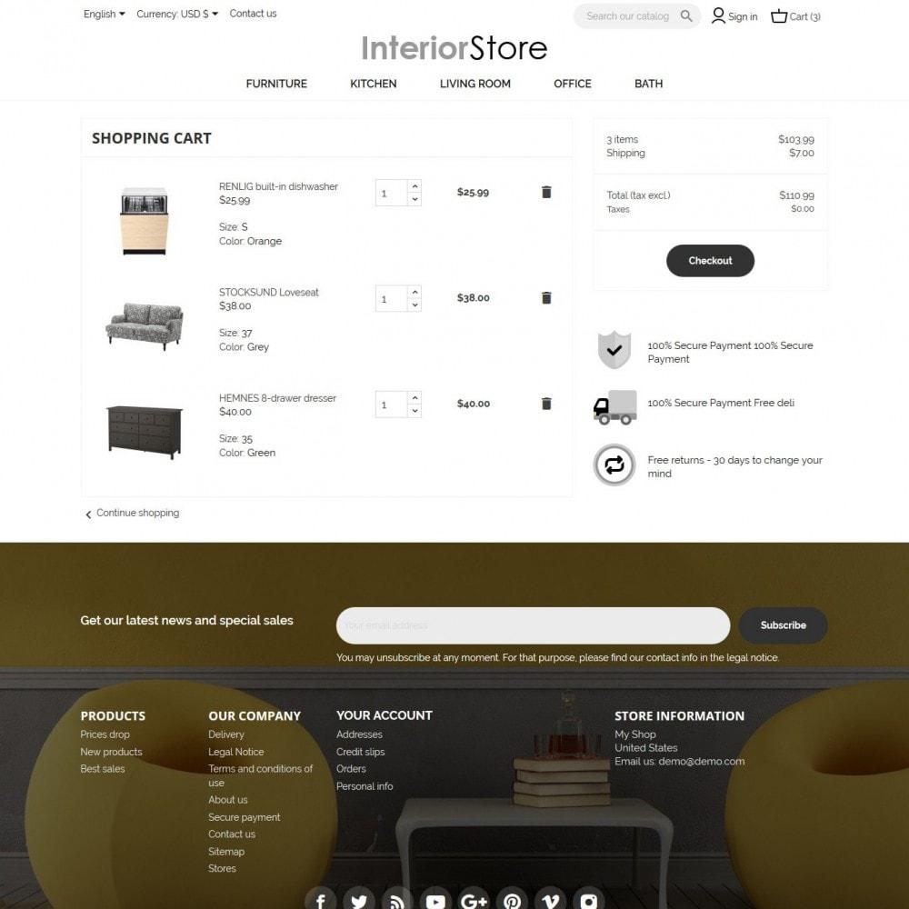 theme - Casa & Jardins - Interior Store - 7