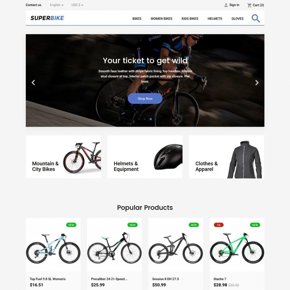 theme - Desporto, Actividades & Viagens - Superbike - 2